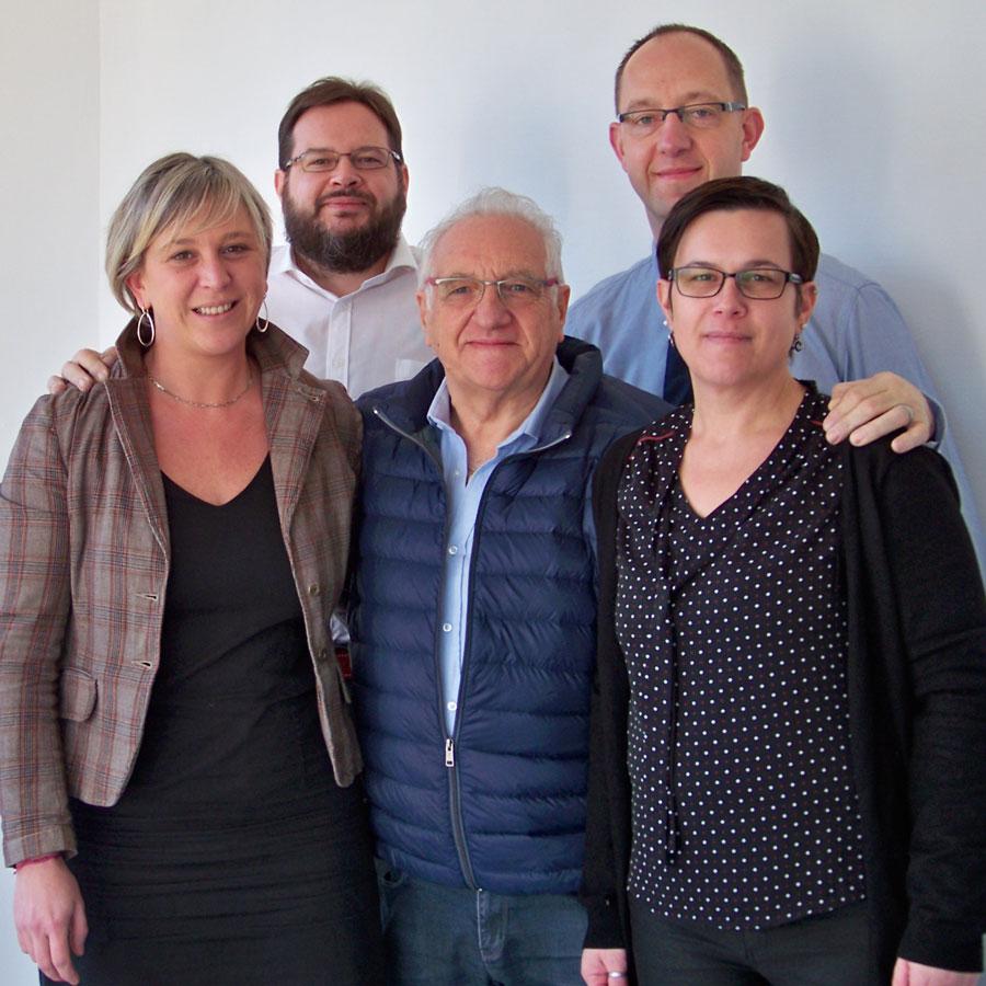 Equipe encadrante de l'agence Technolim de Technolim expert en rayonnement à Limoges