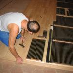 MicroSol, Le plancher chauffant / rafraîchissant de la société Technolim à Limoges, spécialiste en chaleur rayonnante