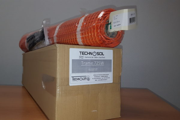 PreSol, Le plancher chauffant / rafraîchissant de la société Technolim à Limoges, spécialiste en chaleur rayonnante