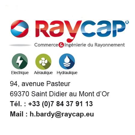 RayCap, partenaire de la société Technolim à Limoges, spécialiste en chaleur rayonnante