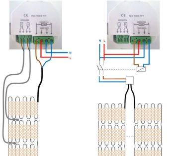 Thermostat DigiTherm, système de régulation idéal pour les planchers chauffants de la société Technolim à Limoges, spécialiste en chaleur rayonnante